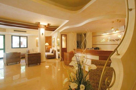 Hotel  Solemare: Hall Ristorante centrale