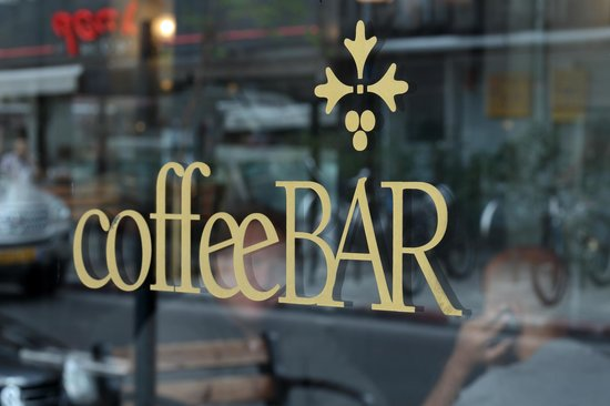 Coffee Bar: Our logo