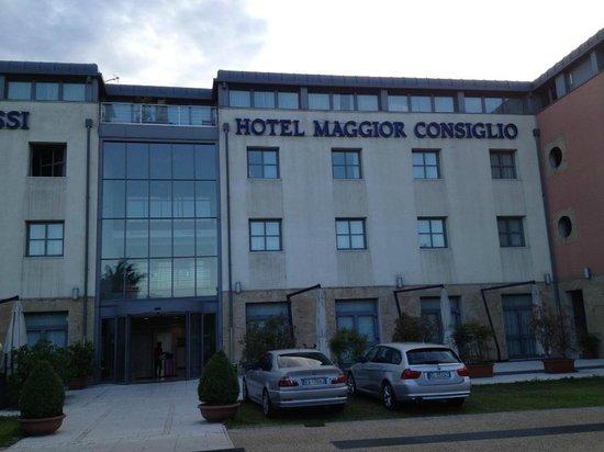 Hotel Maggior Consiglio: Facade