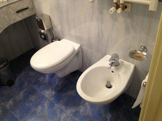 Hotel Maggior Consiglio: Toilet