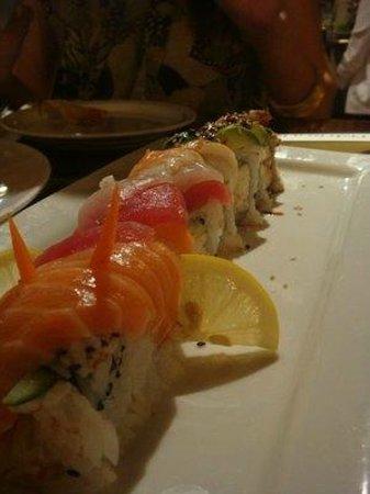 Fish in a Bottle: Roll~