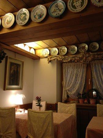 Hotel da Beppe Sello: ristorante