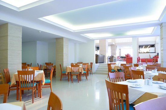 Hotel Riviera: Restaurant