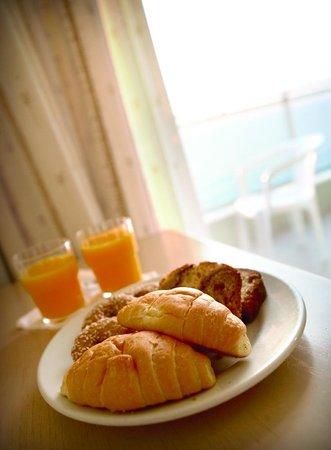 Hotel Riviera: breaksfast
