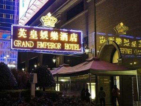 Grand Emperor Hotel: hotel