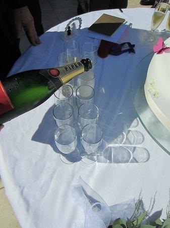 Quadro Restaurant at The Westin Dragonara Resort: Drinks