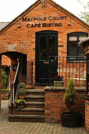 Maypole Court Cafe Bistro