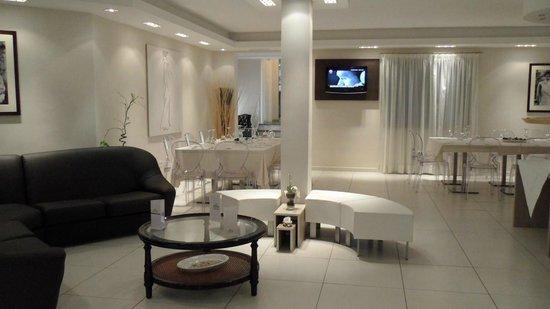 Hotel la Corte : SALA COMUNE