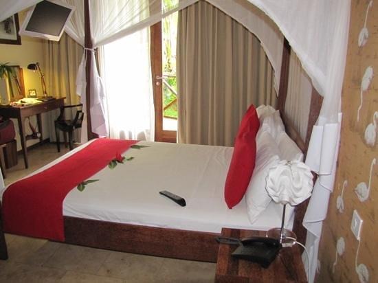 The Z Hotel Zanzibar: Garden view room