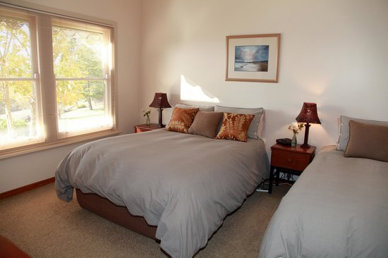 Westgate Vineyard & Country House: Double room with single