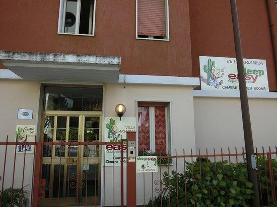 Hotel Villa Arianna: Отель