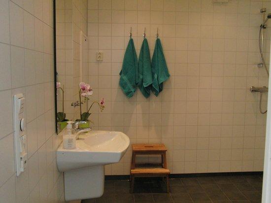 Hjorundfjord Brygge: Bad - Bathroom