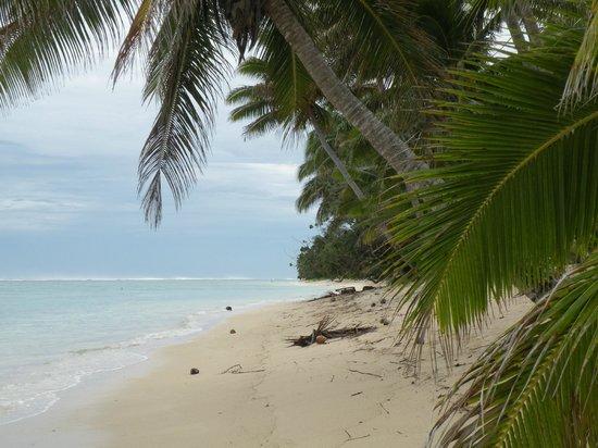 Sands Villas: The Beach