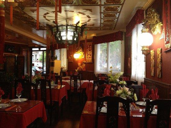 Restaurant Vien-Dong : Love the decor