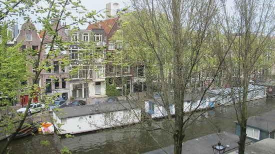 Prinsenhof: View from Room 1A
