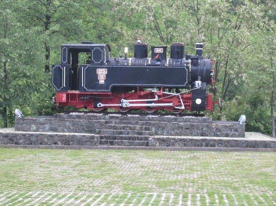 Sargan Eight Railway: The entrance to Sargan Eight