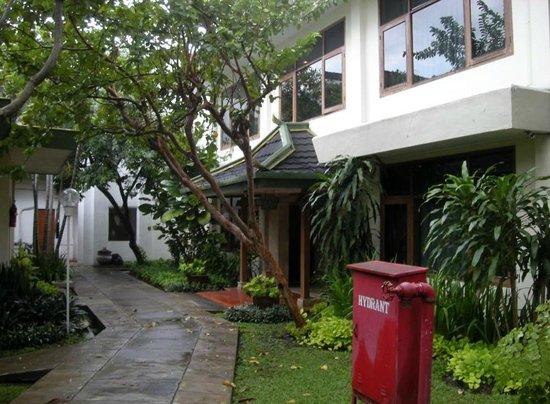 Kusuma Sahid Prince Hotel: 建物外観