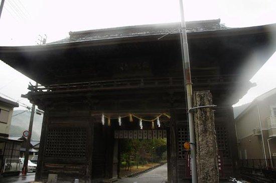 Zenrakuji: 山門
