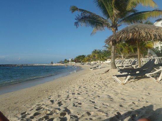 Las Brisas beach view