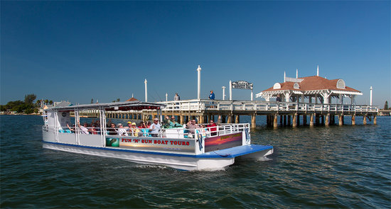 "Fun 'N"" Sun Boat Tours"