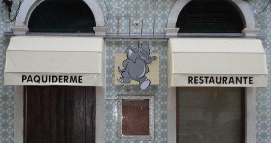 Restaurante Paquiderme