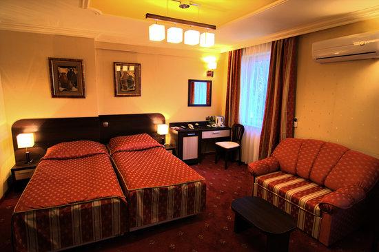 Starachowice, Pologne : Pokój Premium - Hotel Senator