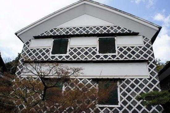 Former Nozakike House: 美しい蔵