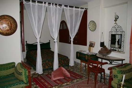 Maison d'Hotes Hannaoui : الغرفه