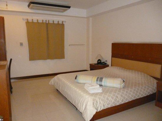 Tonwa Resort: 清潔な部屋
