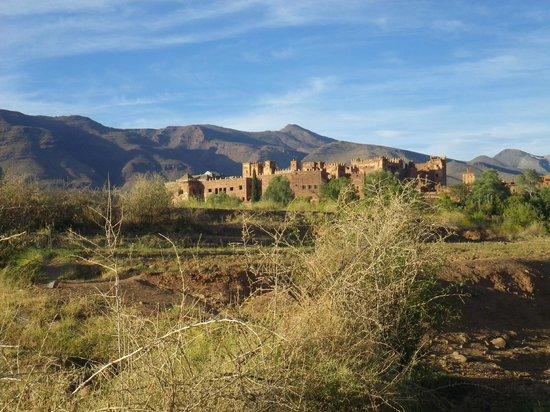 Tizi Maison d'Hotes: la kasbah