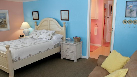Hideaway Village: Standard Room - Sandy Beach