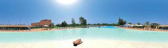 Baia Samuele Hotel Villaggio: Piscina