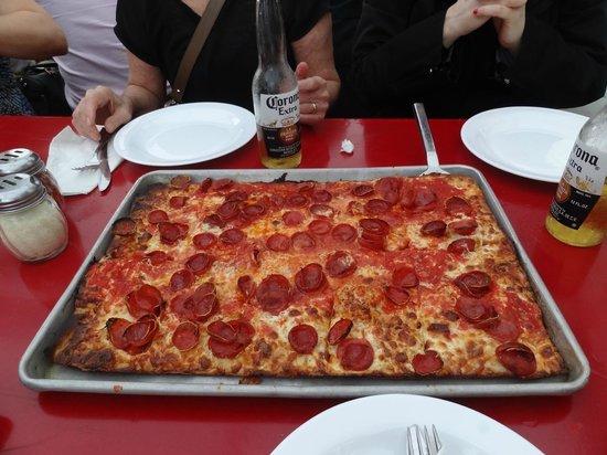 Adrienne's Pizzabar: delícia