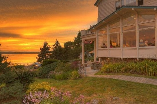 Spruce Point Inn: 88 Sunset