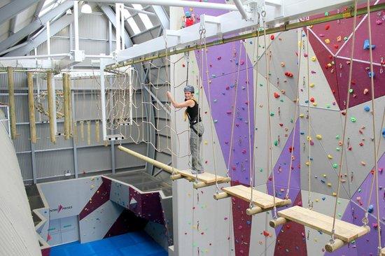 XC: High Ropes