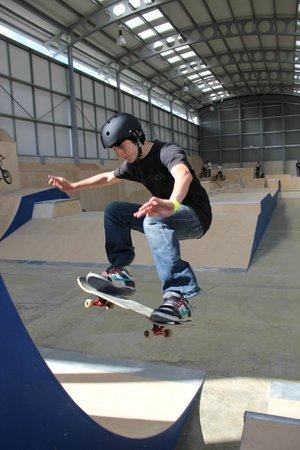 Hemel Hempstead, UK: Skatepark