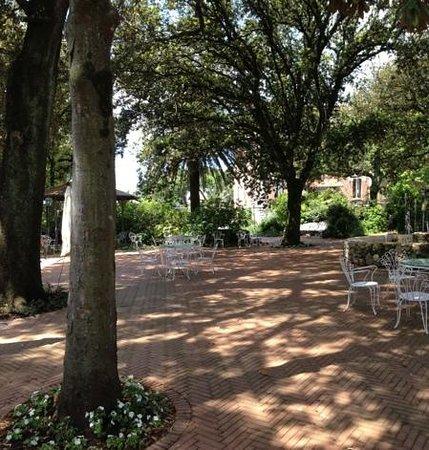 Park Hotel Villa Ariston: angoli di relax nel parco