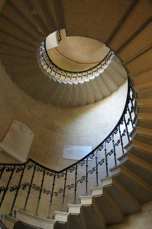Spiral Stairs Worcester College