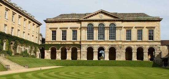 Front Quad Worcester College