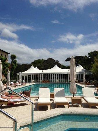 Park Hotel Villa Ariston : la piscina Dell hotel