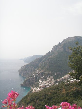 Day Tour in Italy : Breathtaking view from restaurant