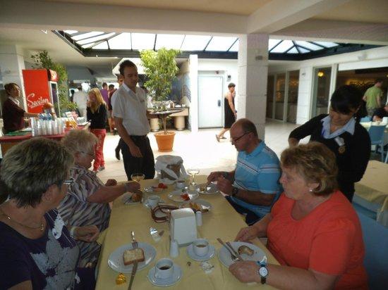 Ephesia Holiday Beach Club: Geburtstag Klaus.