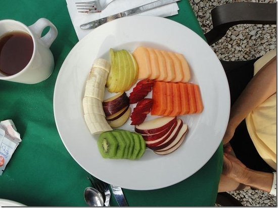 Mayan Bistro: Fruit Plate
