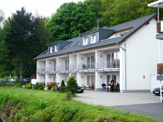 Hotel an der Nordschleife: New apartments