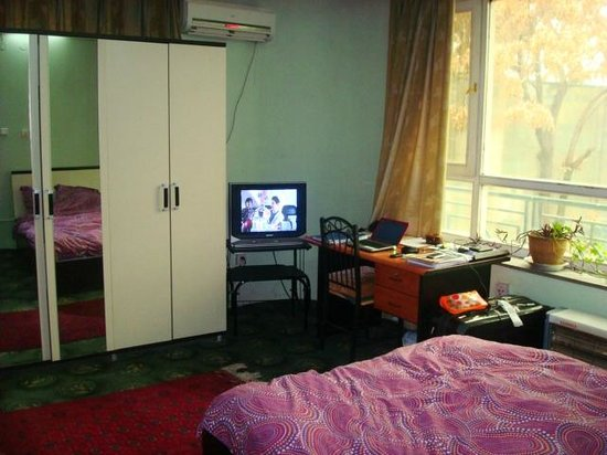 International Club: Room