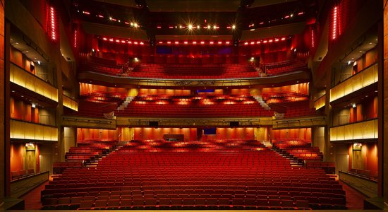 Bord Gáis Energy Theatre: Our comfortable and spacious 3 levels of seating