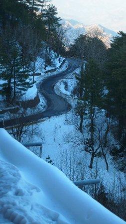 Shangrila Resort Hotel Murree Hills: View from Room