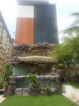 Andatel Grande Patong Phuket Hotel Resmi