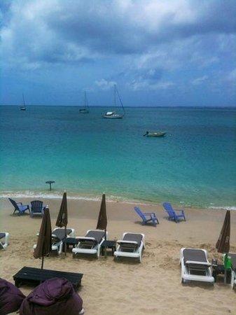 Love: Calm Grand Case Beach