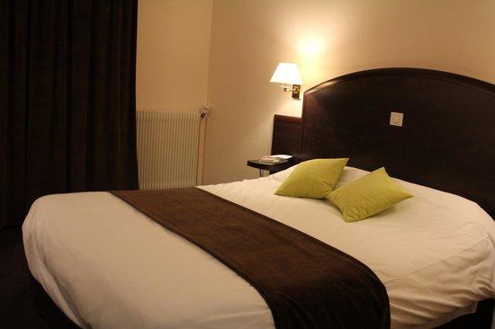 Brit Hotel Cahors - Le France: Habitación.